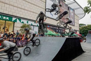 BMX Trick Racer