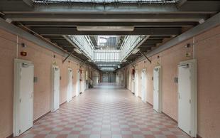Bedroom corridor Breda, former dome prison.