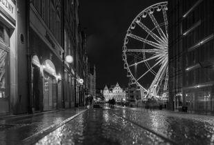 Ferris wheel Gdansk