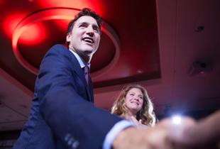 Justin Trudeau new Canada's prime minister