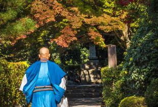 Monk on the Run