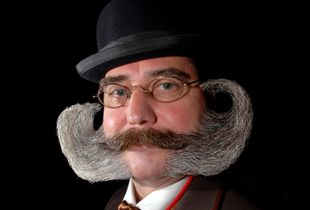 Competitive Beard Grower.