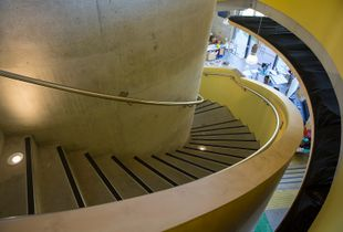 Abedian School of Architecture-Curves