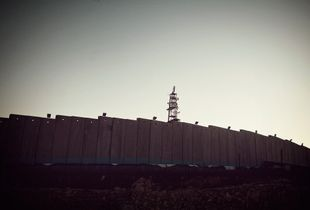 The Barrier. Bethlehem. July 2011 © Lars Håberg
