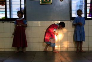 Being Blind in a Sighted World: Jagriti School for Blind Girls, Pune, India