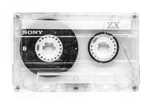 Cassette Sony ZX60 side B.