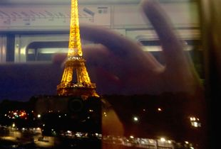 You must tag the night view of The Eiffel Tower