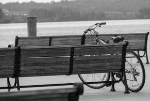A Lonely Bike