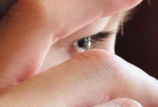 Through the eyes of life