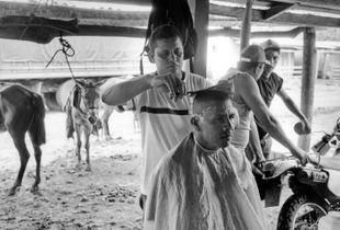 Barber, St. Lucia Nicaragua
