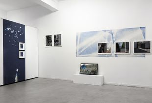 Conditions for an Unfinished Work of Mourning (Installation View)