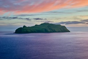 Mykines by Sunset