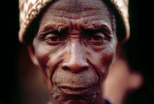 Mr Pa Konte, high priest of hemabu