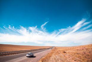 Road to Rasht - Iran