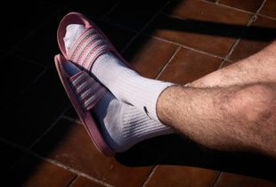 La Terraza 1. Fashion Socks and Shoes