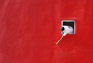 Red swipe
