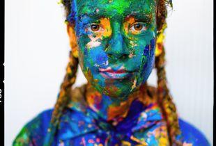 Joana the Avatar of the Future (The Colours of Freedom)