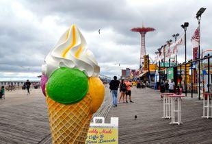 Cone, Coney Island