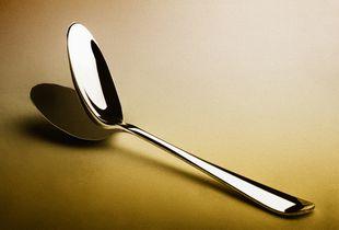 Spoon bend.