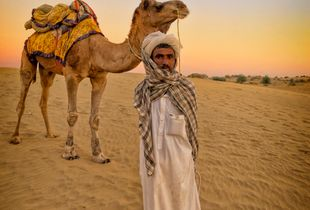 Desert - A Place Without Expectation & Theatre Of The Human Struggle.