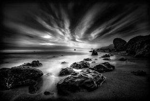 Morning Seas and Sky