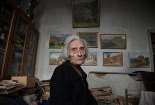 Elena Abrahamyan, Yerevan, 2011