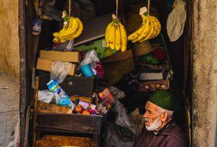 The Fruit Salesman