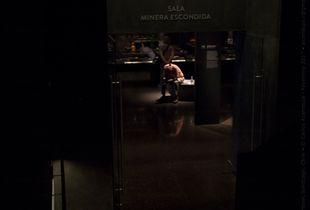 Sala Minera Escondida #01