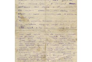 Letter from the battlefield (2010)