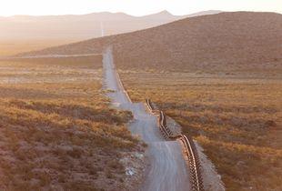 Border Marker 38, New Mexico
