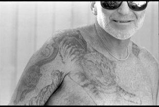 Cat Man - Before Tattoos were in 1993