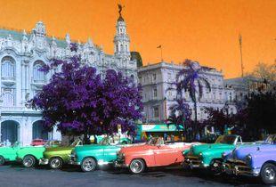 Teatro Nacional Habana