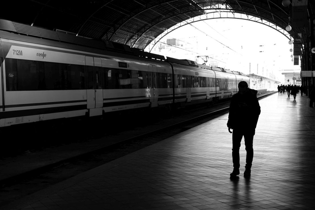 Valencia North Railway Station