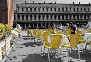 aperitivo a San Marco