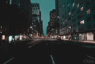 The City That Never Sleeps in a Deep Slumber 1