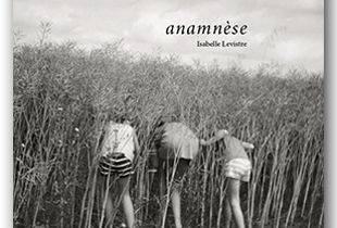 """the book of """"anamnèse"""" series is coming the 17 of November. Monographie, black and white photo.http://glc-editions.com/livres/anamnese-isabelle-levistre"""