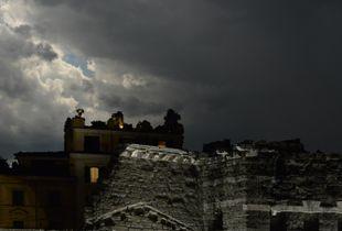 01 Mercati Traianei, Foro di Traiano