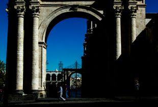 The Shape of Light - Arequipa