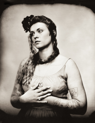 """The Modern Damsel"" with Breanna Katherine Sailer"