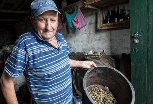 The wine maker.