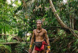 Mentawai Man