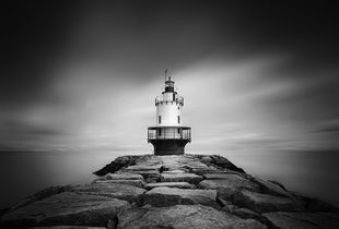 Spring Point Ledge Lighthouse - The path.