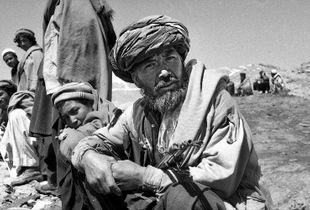 Afghanistan, montagnes de l'Hindu Kouch.