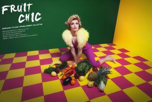 Fruit Chic - Editorial for Compagnia Italiana
