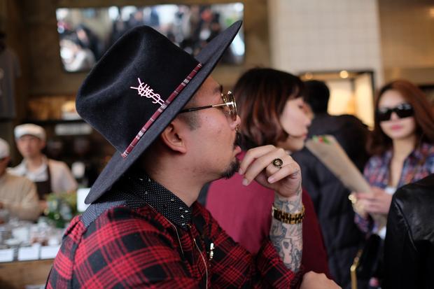 Jeunesse dorée, Shanghai