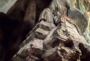 Phnom Chhnork cave temple, c650