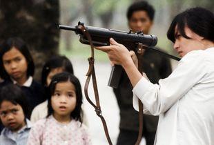 Vietnam mother