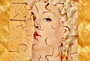 Puzzling Portrait