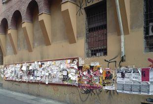 Italie / Conversations Via Zamboni, Bologne