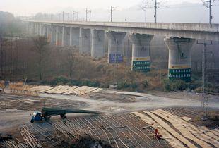 Sheafs, Jinzhai Anhui, 2012 © Scott Conarroe